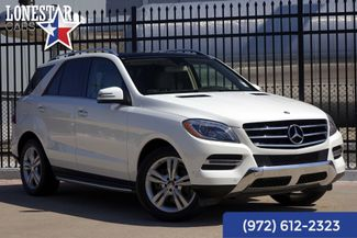 2013 Mercedes-Benz M Class ML350 Premium Package Lane Tracking in Plano Texas, 75093