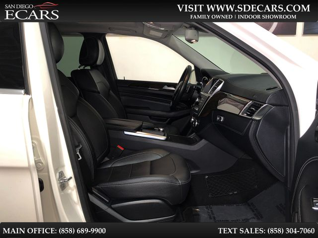 2013 Mercedes-Benz ML 350 4Matic in San Diego, CA 92126