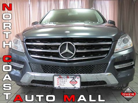 2013 Mercedes-Benz ML 350 4MATIC 4dr ML 350 in Akron, OH