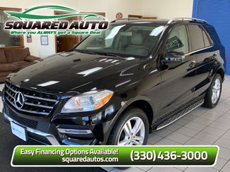 2013 Mercedes-Benz ML 350 350 4MATIC in Akron, OH 44320