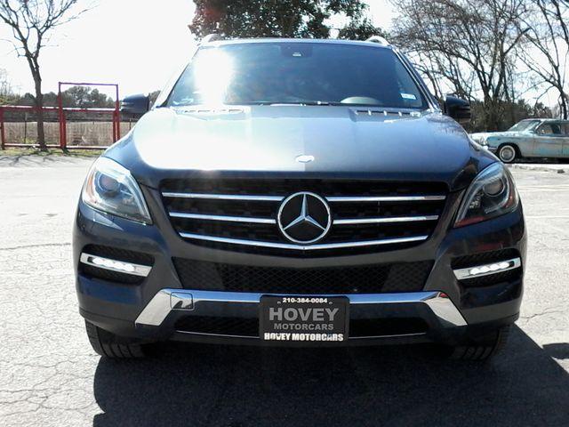 2013 Mercedes-Benz ML 350 BlueTEC DIESEL Boerne, Texas 11