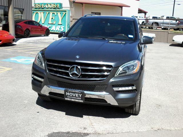 2013 Mercedes-Benz ML 350 BlueTEC DIESEL Boerne, Texas 2