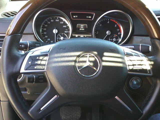 2013 Mercedes-Benz ML 350 BlueTEC DIESEL Boerne, Texas 22