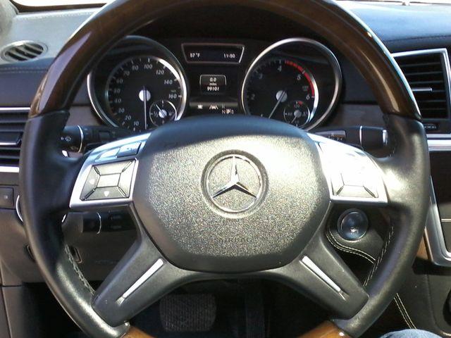 2013 Mercedes-Benz ML 350 BlueTEC DIESEL Boerne, Texas 33