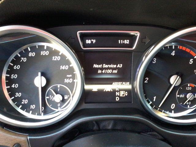 2013 Mercedes-Benz ML 350 BlueTEC DIESEL Boerne, Texas 27