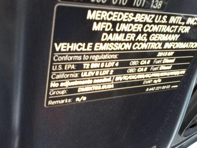2013 Mercedes-Benz ML 350 BlueTEC DIESEL Boerne, Texas 50