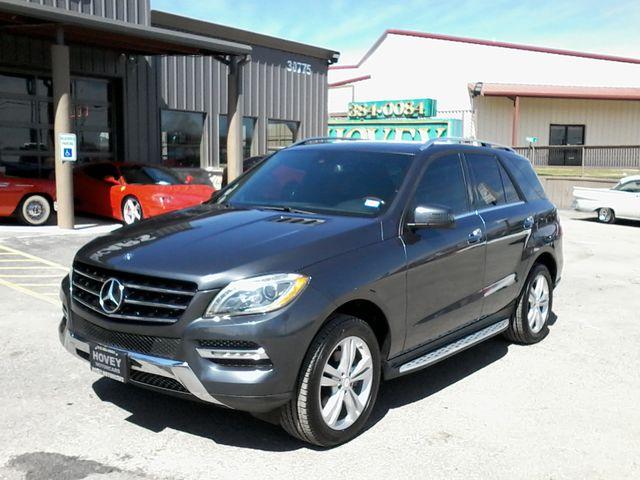 2013 Mercedes-Benz ML 350 BlueTEC DIESEL Boerne, Texas 1