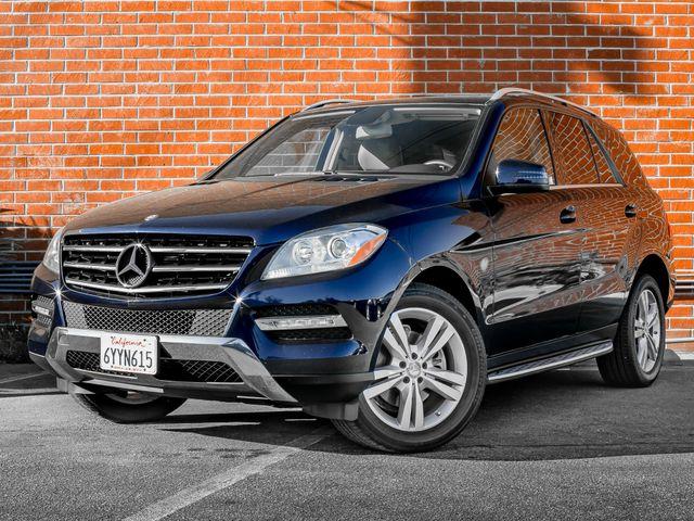 2013 Mercedes-Benz ML 350 Burbank, CA