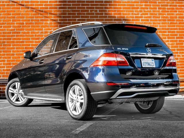 2013 Mercedes-Benz ML 350 Burbank, CA 6