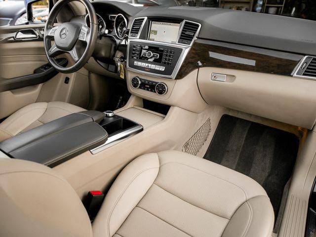 2013 Mercedes Benz ML 350 Burbank, CA 11