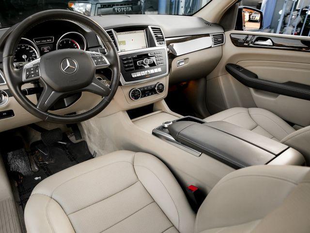 2013 Mercedes Benz ML 350 Burbank, CA 8
