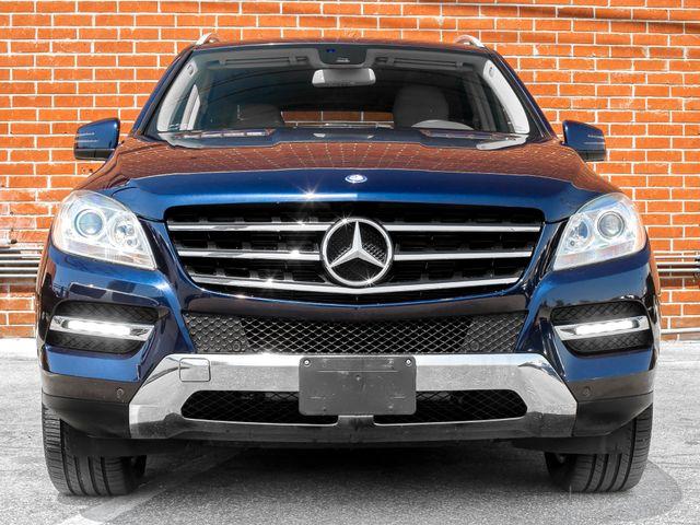 2013 Mercedes-Benz ML 350 Burbank, CA 2