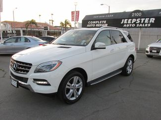 2013 Mercedes-Benz ML 350 SUV in Costa Mesa, California 92627