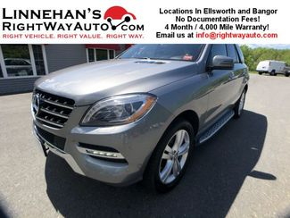 2013 Mercedes-Benz ML 350 in Bangor, ME