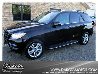 2013 Mercedes-Benz ML 350 Farmington, MN 0