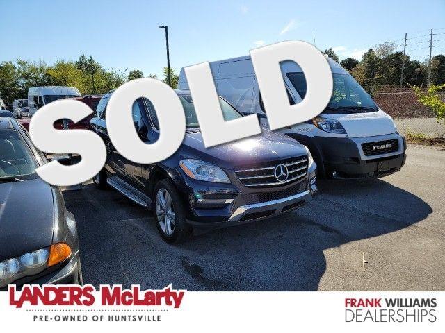 2013 Mercedes-Benz ML 350 ML 350 | Huntsville, Alabama | Landers Mclarty DCJ & Subaru in  Alabama