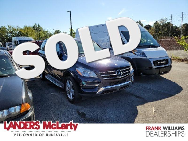 2013 Mercedes-Benz ML 350 ML 350 | Huntsville, Alabama | Landers Mclarty DCJ & Subaru in Huntsville Alabama