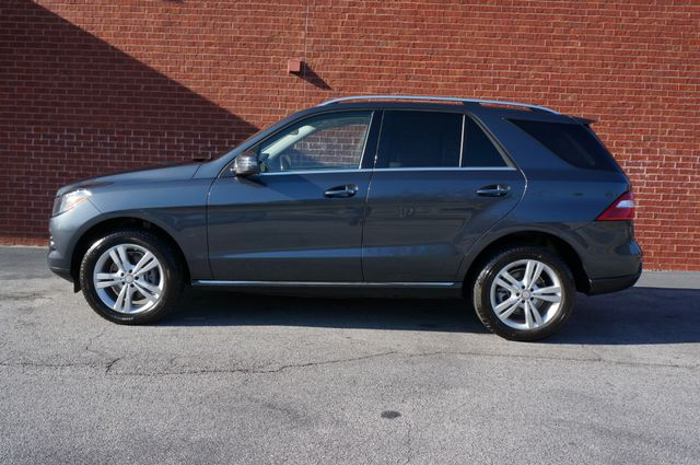 2013 Mercedes-Benz ML 350 4 MATIC