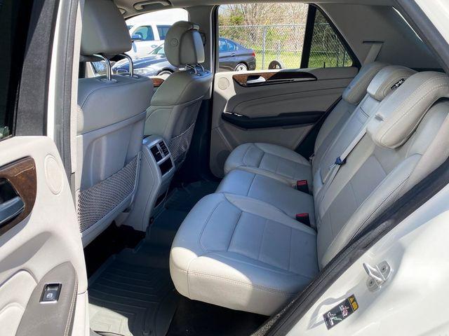 2013 Mercedes-Benz ML 350 ML 350 Madison, NC 17