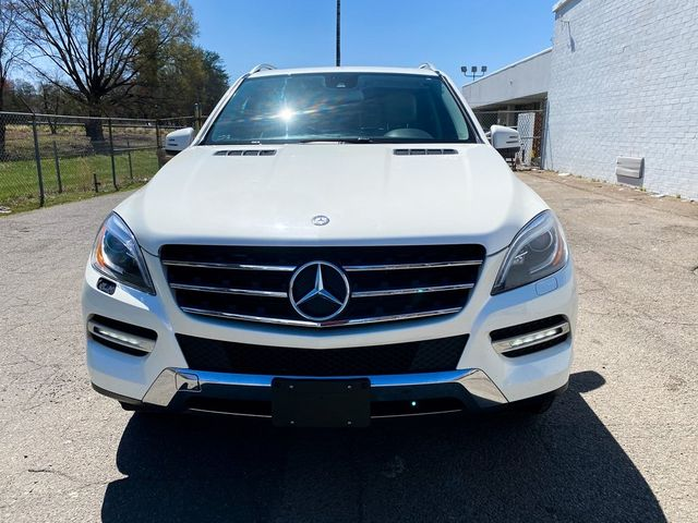 2013 Mercedes-Benz ML 350 ML 350 Madison, NC 6