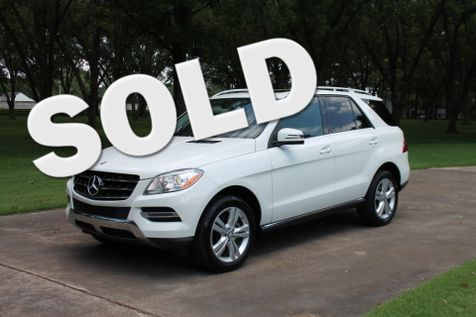 2013 Mercedes-Benz ML 350  in Marion, Arkansas