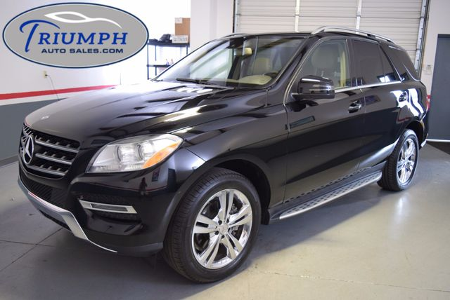 2013 Mercedes-Benz ML 350