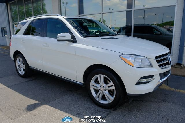 2013 Mercedes-Benz ML 350 LEATHER SUNROOF