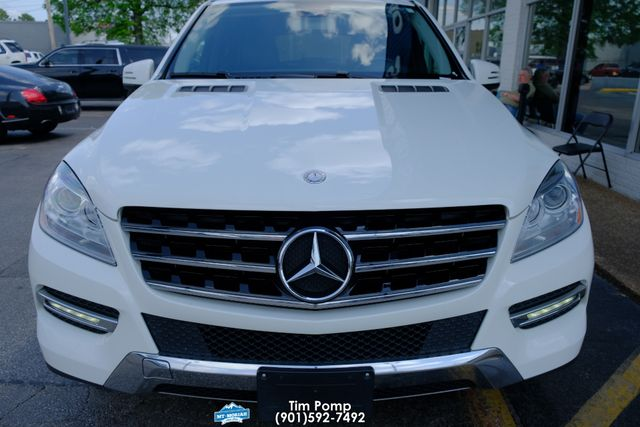 2013 Mercedes-Benz ML 350 LEATHER SUNROOF in Memphis, Tennessee 38115