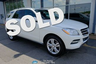 2013 Mercedes-Benz ML 350 in Memphis Tennessee