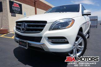 2013 Mercedes-Benz ML 350 SUV ML350 ML Class 350   MESA, AZ   JBA MOTORS in Mesa AZ
