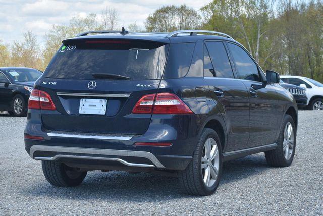 2013 Mercedes-Benz ML 350 4Matic Naugatuck, Connecticut 4