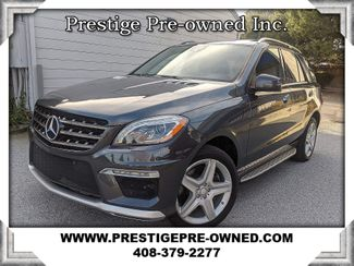 2013 Mercedes-Benz ML 550   in Campbell CA
