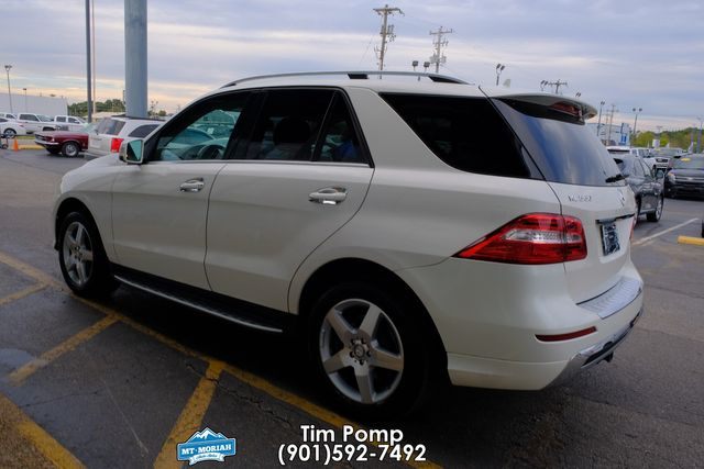 2013 Mercedes-Benz ML 550 in Memphis, Tennessee 38115