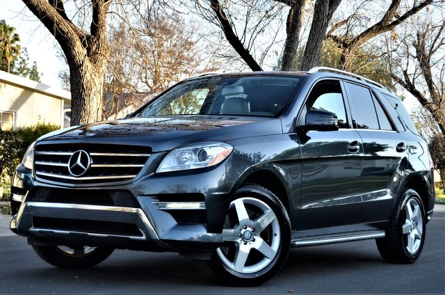 2013 Mercedes-Benz ML 550 AMG