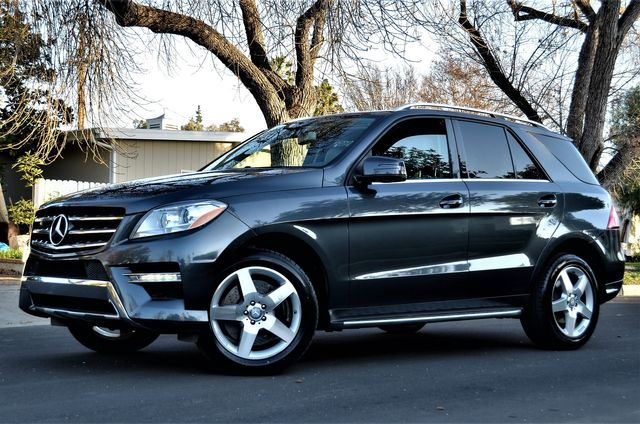 2013 Mercedes-Benz ML 550 AMG in Reseda, CA, CA 91335