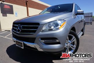 2013 Mercedes-Benz ML350 ML Class 350 4Matic AWD SUV ~PANO ROOF ~DISTRONIC | MESA, AZ | JBA MOTORS in Mesa AZ
