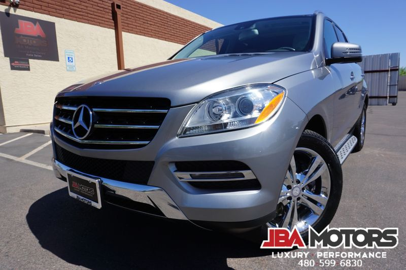 2013 Mercedes-Benz ML350 ML Class 350 4Matic AWD SUV | MESA, AZ | JBA MOTORS in MESA AZ