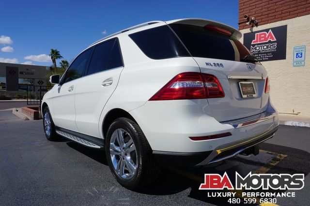 2013 Mercedes-Benz ML350 ML Class 350 Diamond White Blind Spot Keyless GO in Mesa, AZ 85202