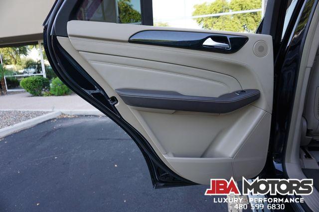 2013 Mercedes-Benz ML550 ML Class 550 4Matic AWD AMG Sport Package in Mesa, AZ 85202