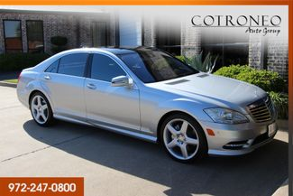 2013 Mercedes-Benz S 550 Sedan in Addison TX, 75001
