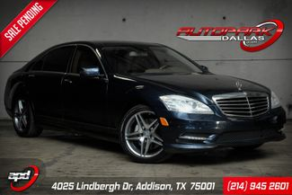 2013 Mercedes-Benz S 550 in Addison, TX 75001
