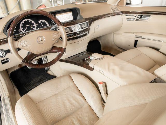 2013 Mercedes-Benz S 550 Burbank, CA 9