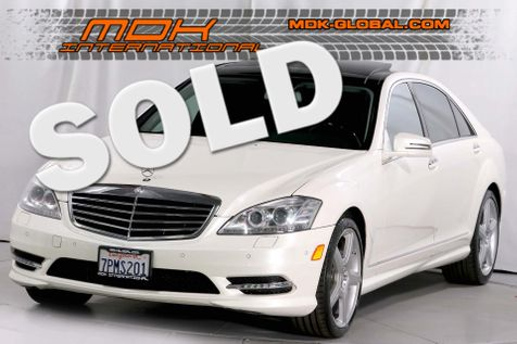 2013 Mercedes-Benz S 550 - Sport - Panoramic roof - Keyless GO - B/O Sound in Los Angeles
