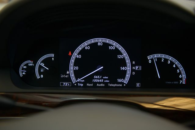 2013 Mercedes-Benz S 550 Houston, Texas 29