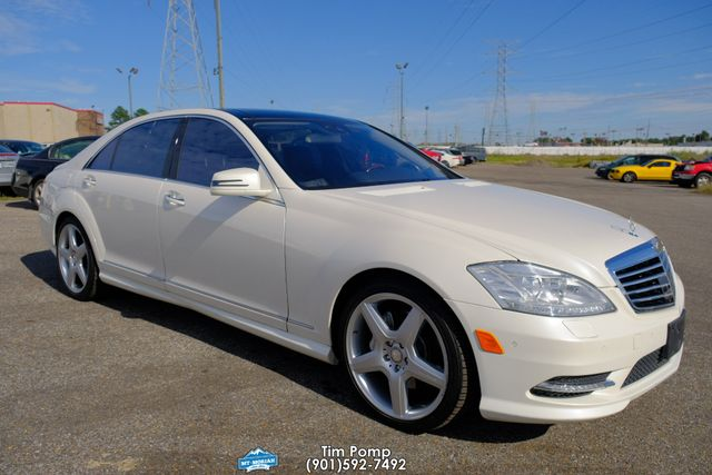 2013 Mercedes-Benz S 550 PANO ROOF/ AMG SPORT in Memphis Tennessee, 38115