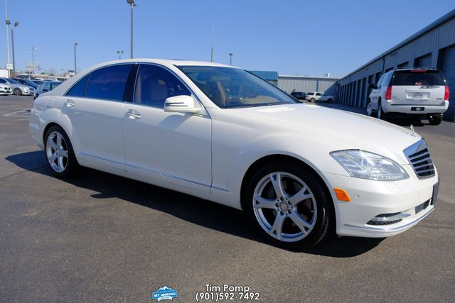 2013 Mercedes-Benz S 550 SUNROOF in Memphis, Tennessee 38115