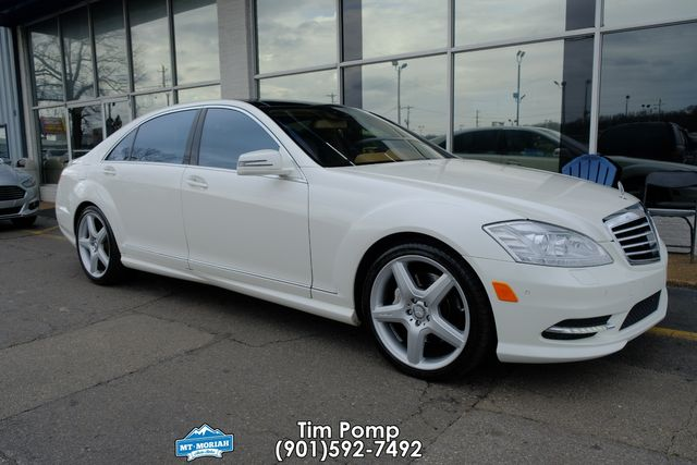 2013 Mercedes-Benz S 550 PANO ROOF AGM SPORT PACKAGE