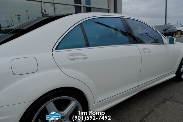 2013 Mercedes-Benz S 550 PANO ROOF AGM SPORT PACKAGE in Memphis, Tennessee 38115