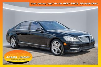 2013 Mercedes-Benz S 550 Original MSRP of $106k, incl. Driver Assistance in Memphis, TN 38115
