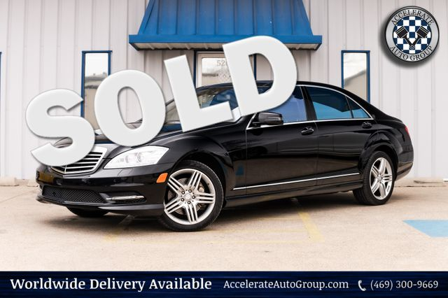 2013 Mercedes-Benz S 550  in Rowlett